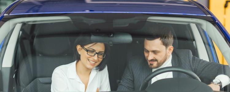 ¿Qué es un coprestatario de un préstamo para automóvil?