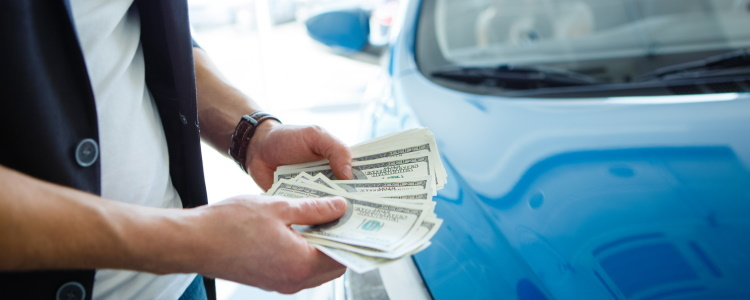 Paying Tax, Title, and License Fees on an Auto Loan in Seattle