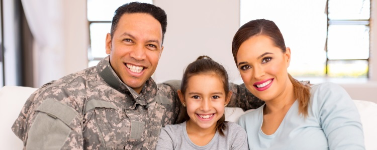 Bad Credit Auto Loans for Military Personnel - Banner