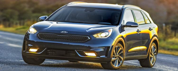 The All-New 2017 Kia Niro to Star in Super Bowl LI Commercial