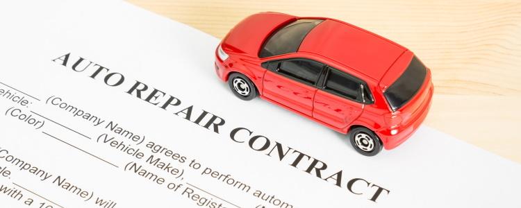 ¿Cuál es la diferencia entre la garantía del fabricante de un automóvil nuevo y una garantía extendida?