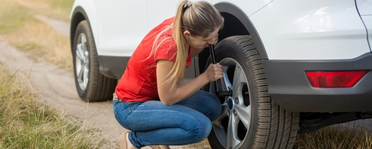 Keeping an Eye on Your Tires this Summer