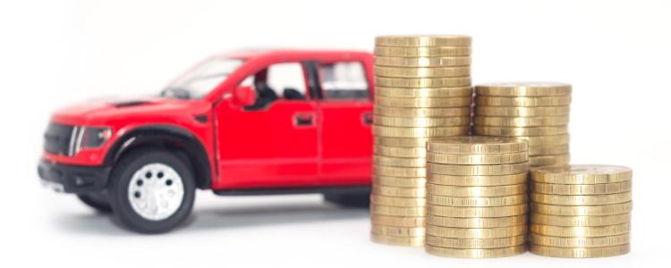 Ingreso mínimo requerido para arrendar un auto