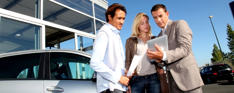 Answering Car Buyer Trade In Questions