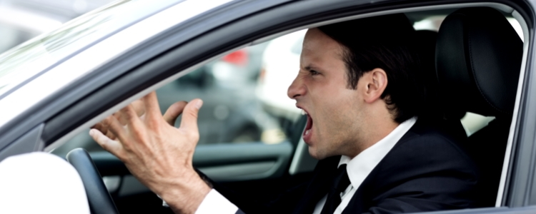 Types and Consequences of Road Rage