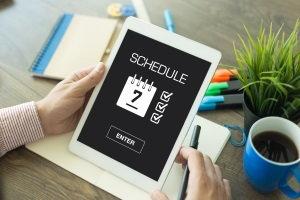 schedule an appointment online, online scheduling