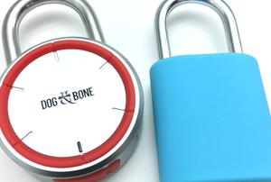Dog & Bone Original and Mini Smart Padlocks