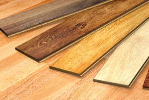 wood color options