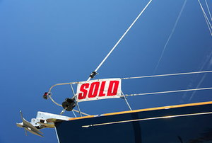 Sailboat sold