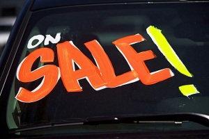 Bankruptcy Car Sales