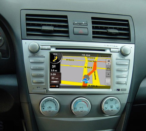 toyota camry 2007 2011 how to install rear view backup camera camryforums. Black Bedroom Furniture Sets. Home Design Ideas
