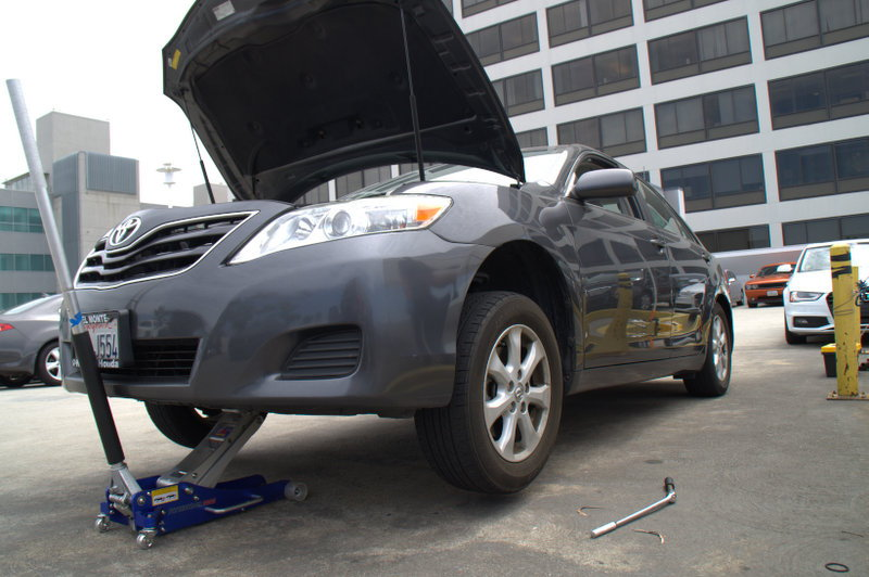 Toyota Camry 1997-2011 How to Change Power Steering Fluid