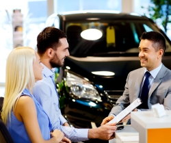 purchasing your first car