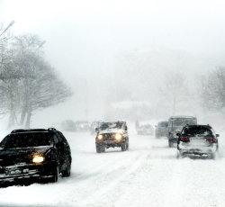 Tips for Driving in the Winter