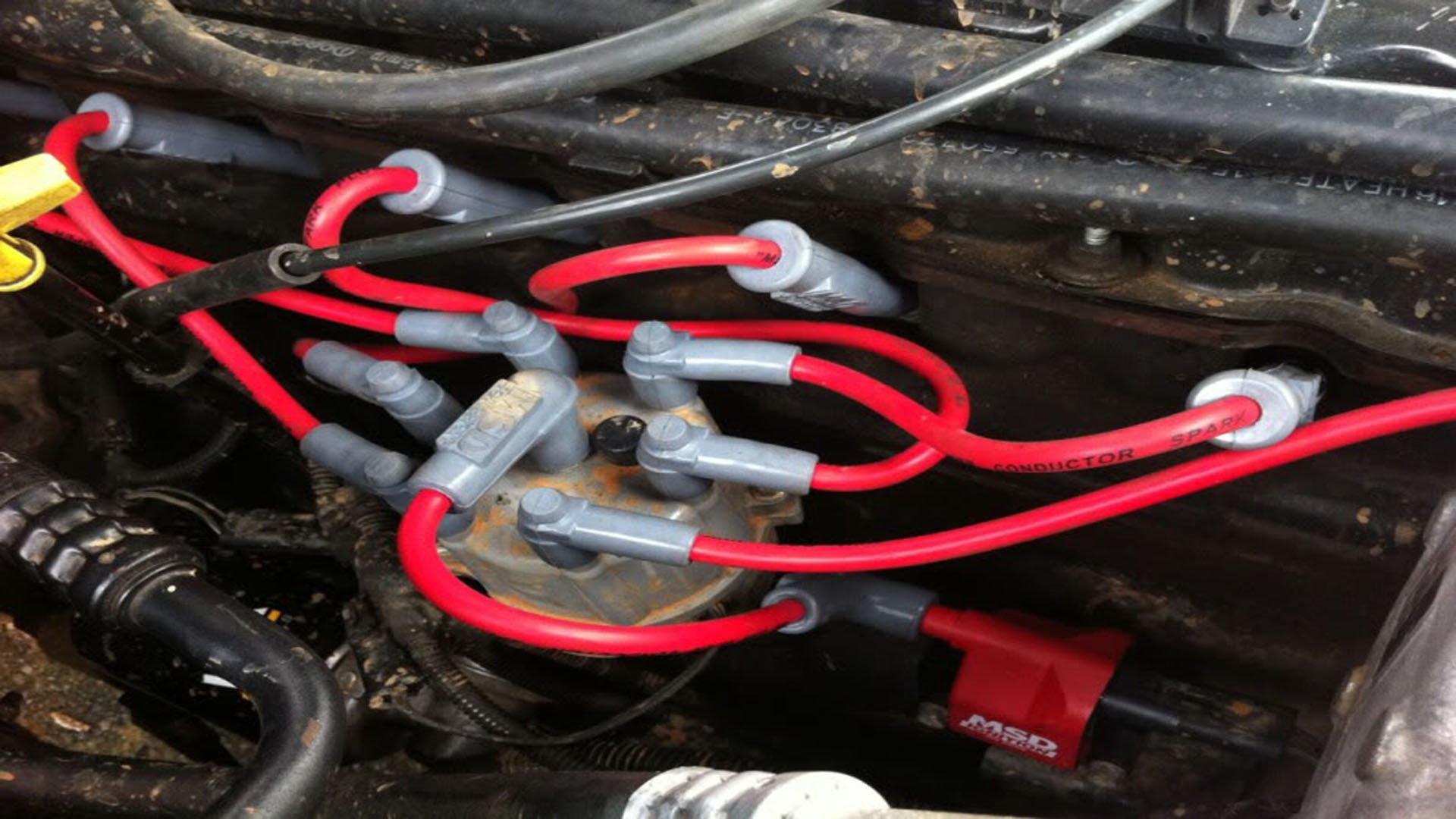 Jeep Cherokee 1997-2001: How to Replace Spark Plugs   CherokeeforumJeep Cherokee Forum