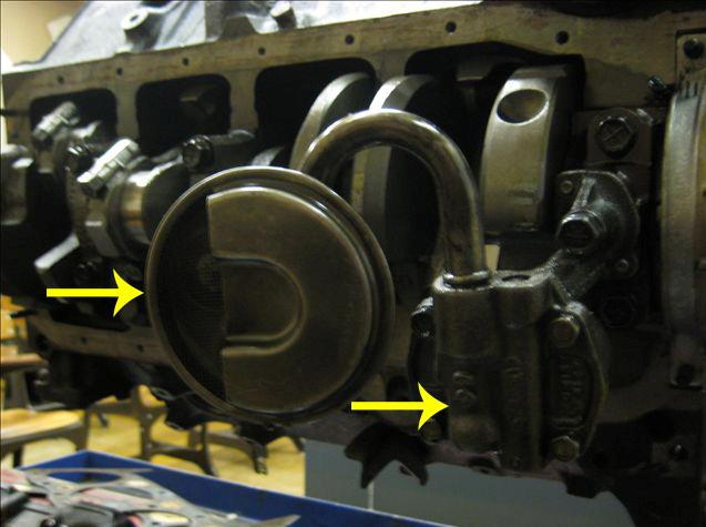 Jeep Cherokee XJ 1984 to 2001 How to Replace Oil Pump - Cherokeeforum