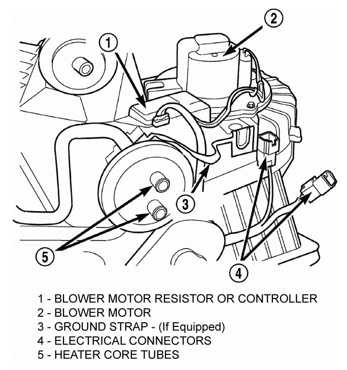 Er Motor Diagram For The 1999 To 2004 Jeep Grand Cherokee