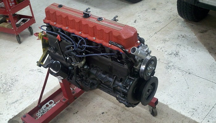 Jeep Cherokee Xj 1984 To 2001 How To Paint Valve Cover