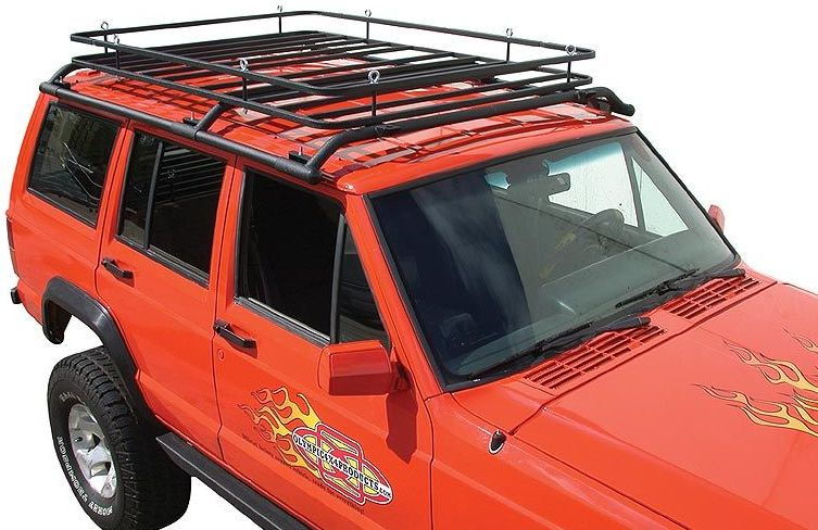 Jeep Cherokee Xj 1997 To 2001 Exterior Modifications