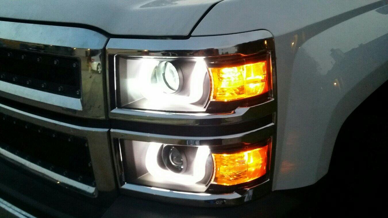 Chevrolet Silverado 1500 How to Adjust Align Aim Headlights - Chevroletforum