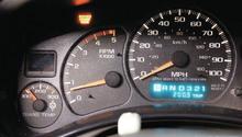 Chevrolet Silverado 2007 2017 How To Reset Service Light