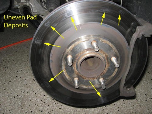 how to tell if snowblower friction wheel is worn out
