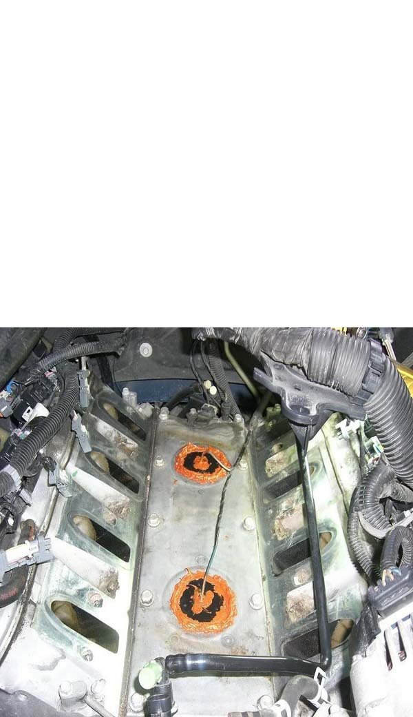 Chevrolet Silverado 1999-2006 Gmt800 How To Replace Knock Sensors