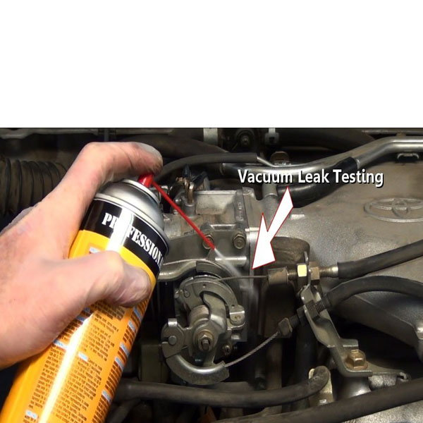 Chevrolet Silverado GMT900 How To Find Vacuum Leak