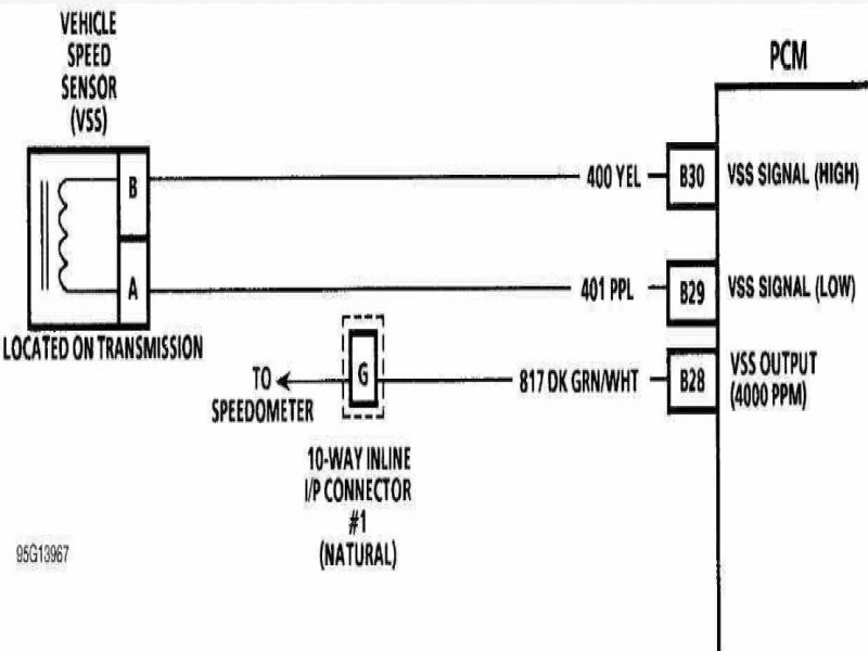 Figure 4 An Example Wiring Diagram Of A Sd Sensor