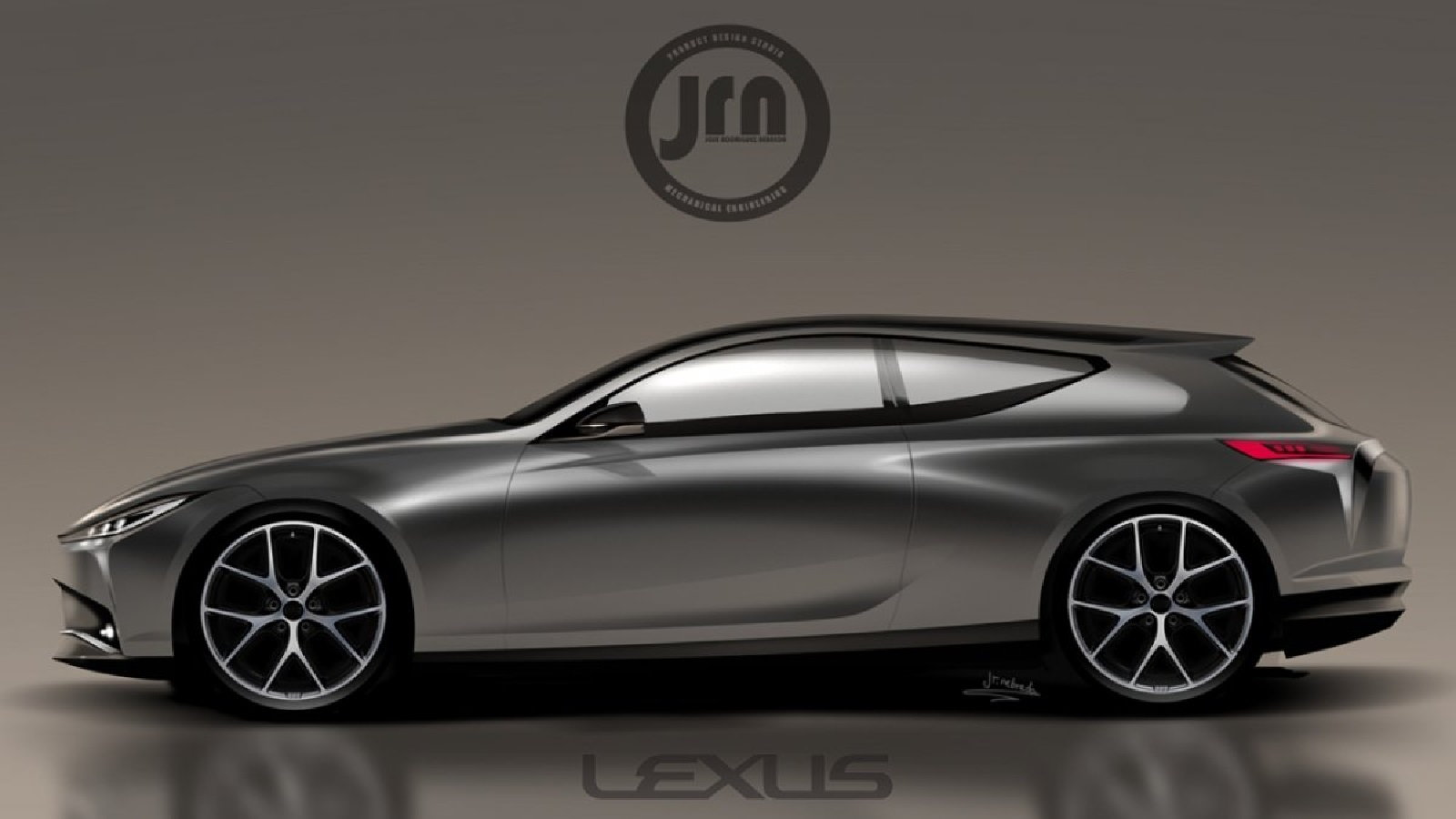 2021 Lexus CT 200h New Concept