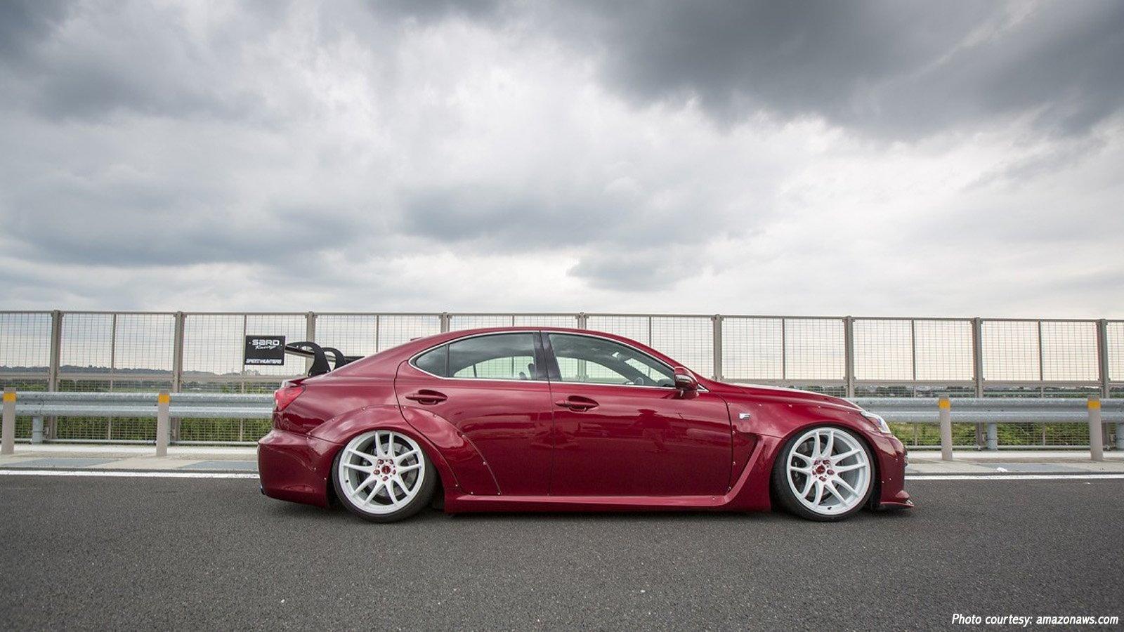 Club Lexus Members Share Their Favorite Mods