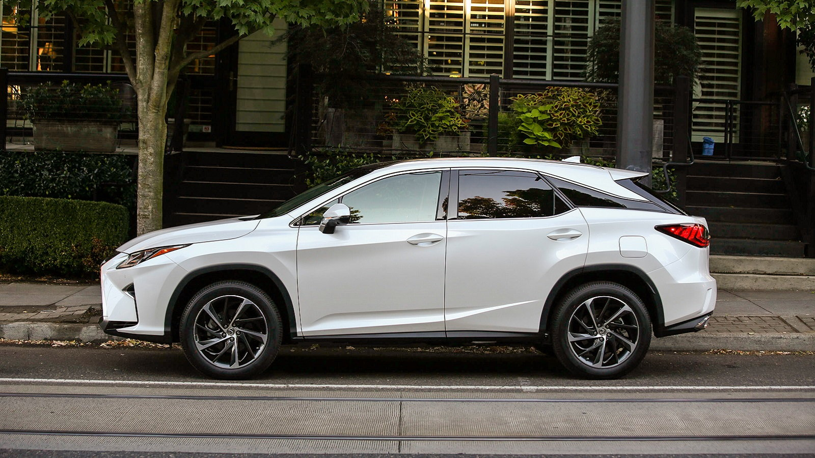 Lexus RX: Sexiest SUV Currently on the Market?