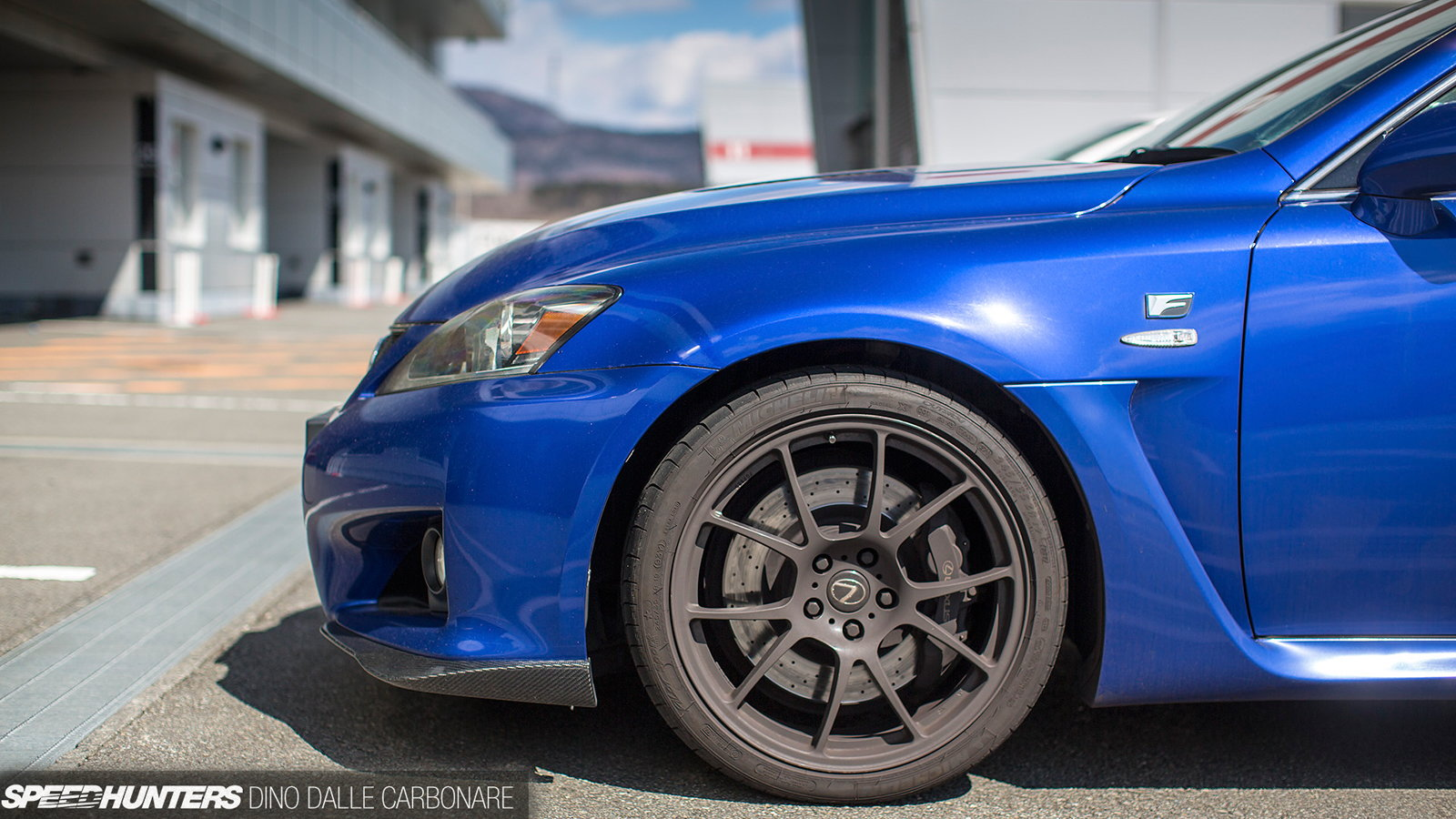 CCSP Lexus IS F is a TRD Masterpiece