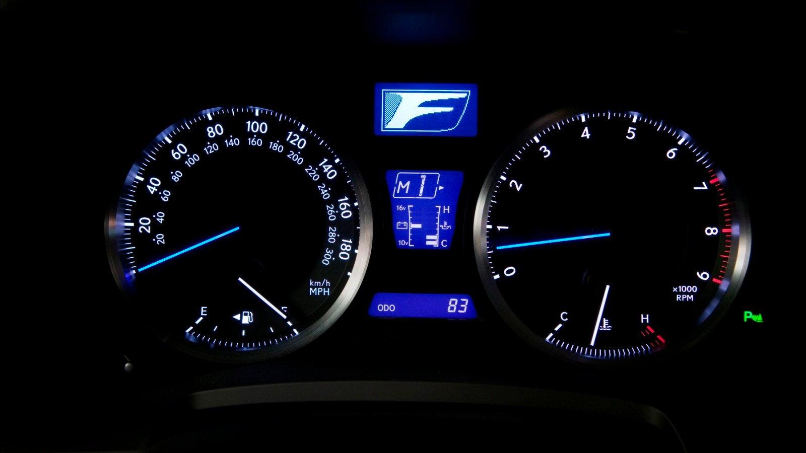 A True Grand Tour: Project FujiSpeed Lexus IS F