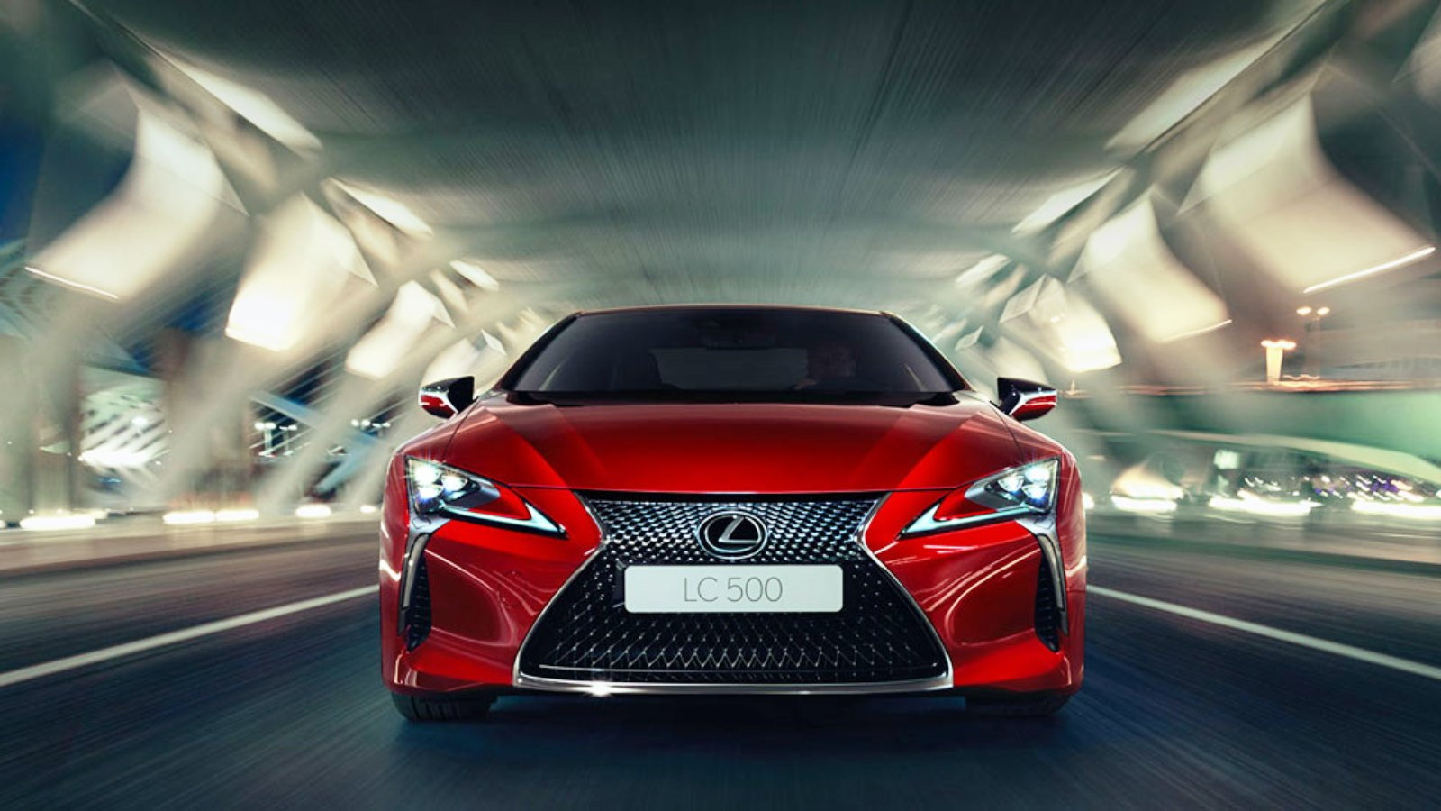 The Lexus LC 500 - Coming Soon