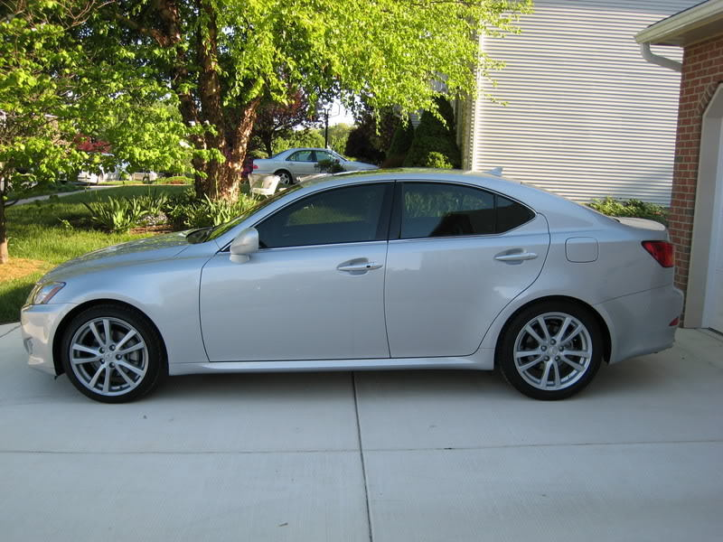 Lexus window tint modifications clublexus for 20 40 window