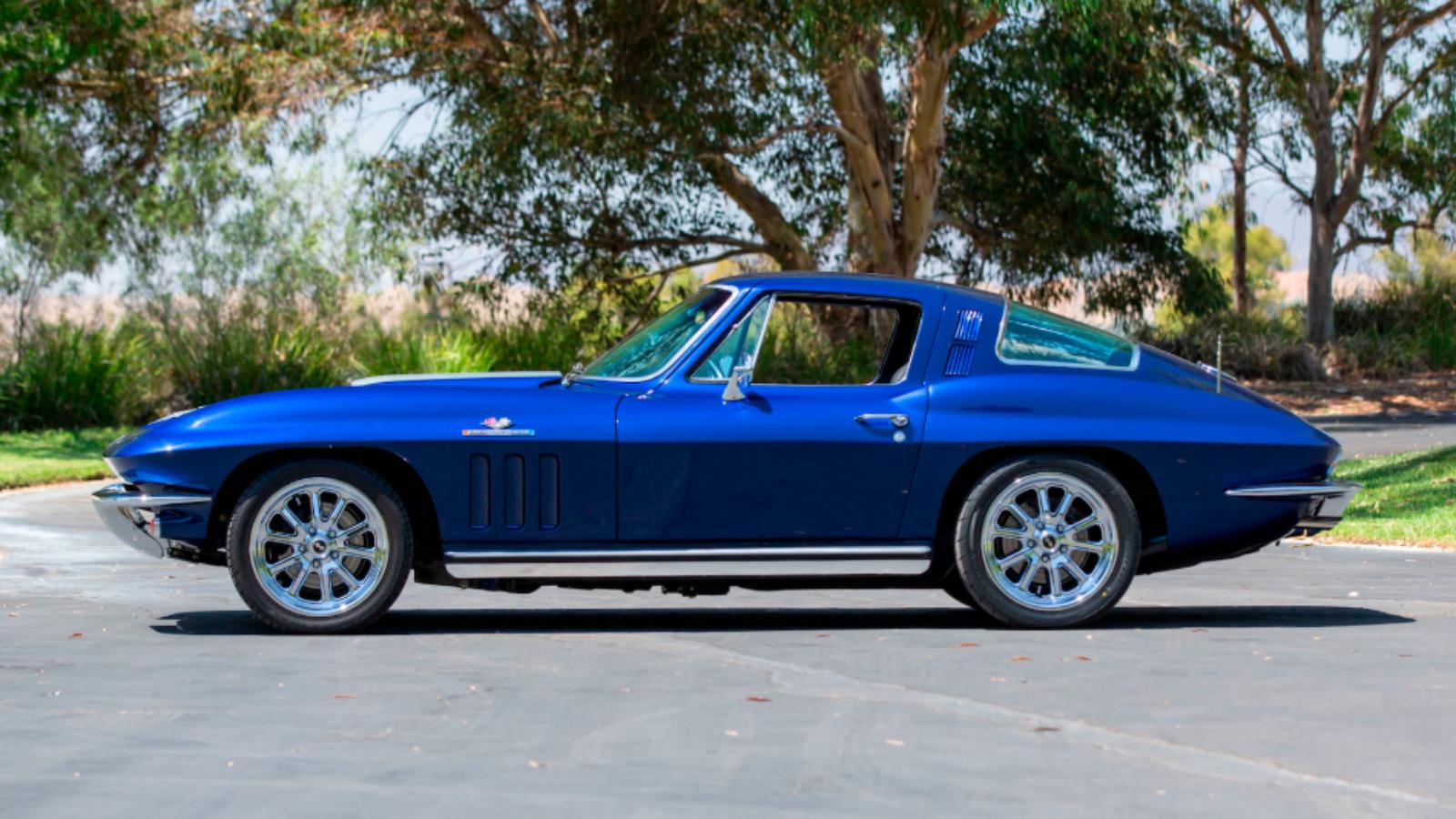1965 Corvette Restomod is Perfectly Tasteful | Corvetteforum