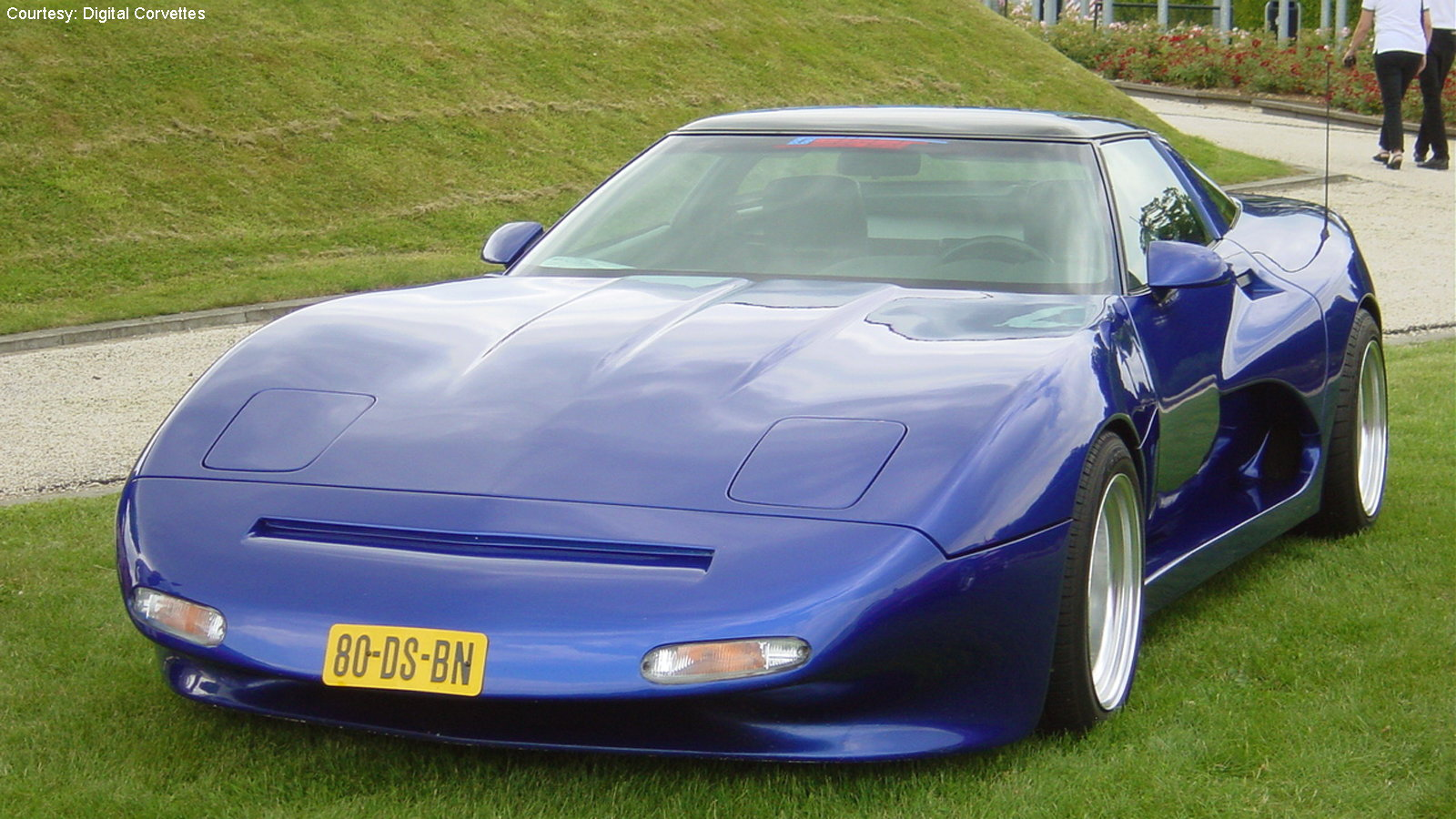 Widebody C4 Corvette to Make Things Different | Corvetteforum