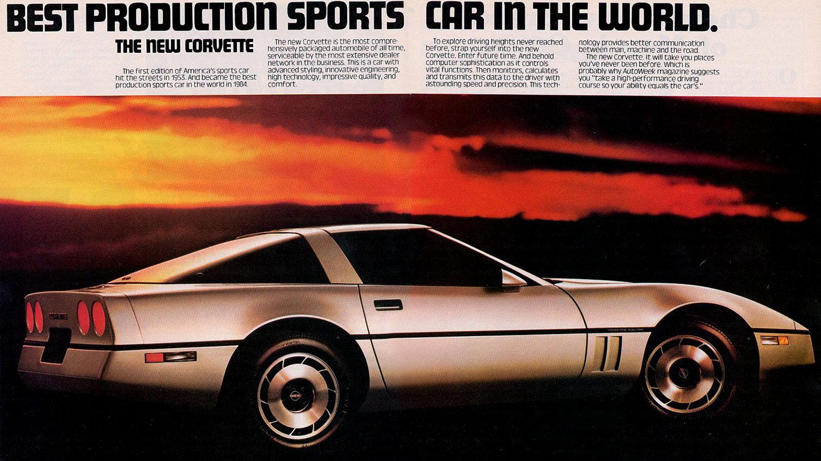 Kekurangan Corvette C4 Top Model Tahun Ini