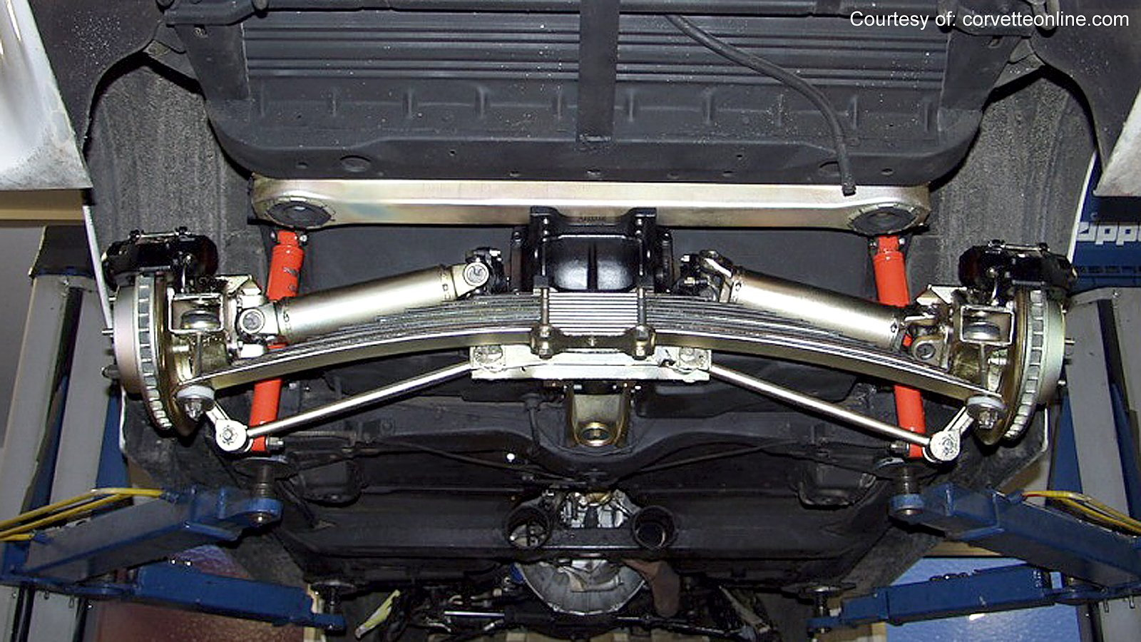 Leaf Springs or Coilovers?