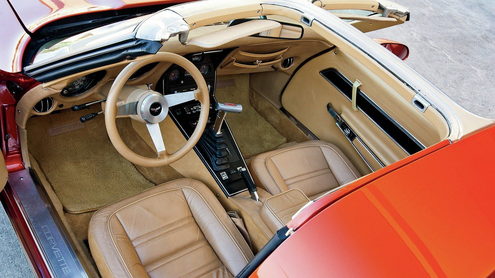 Corvette C3, Restomod