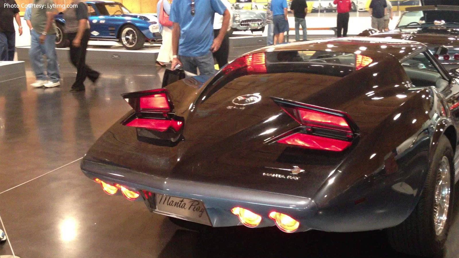 1969 Chevrolet Manta Ray Concept