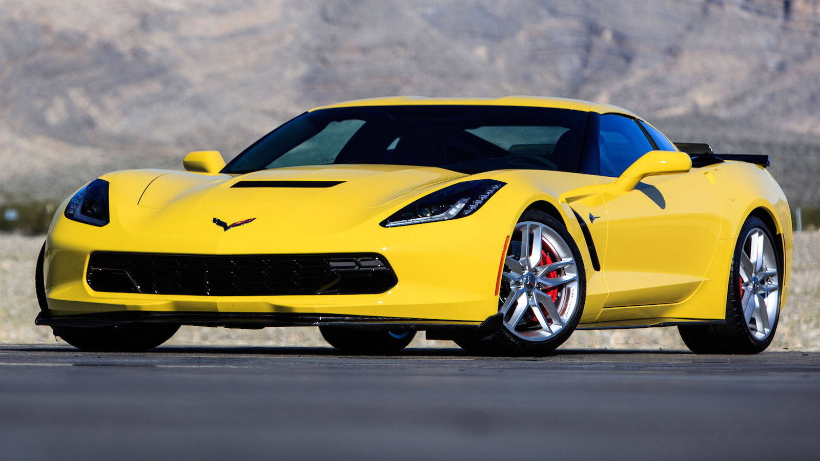 C7 - Corvette Stingray reborn