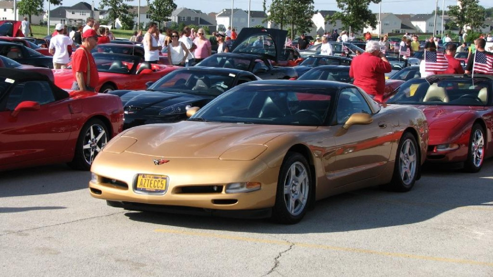 Rare and obscure C5 Corvette