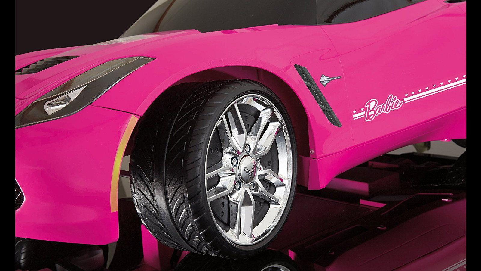 Barbie Corvette Stingray