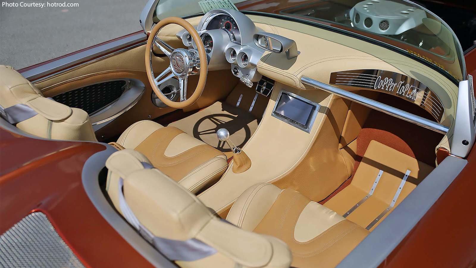Supercharged, Custom Shop, C1 Corvette