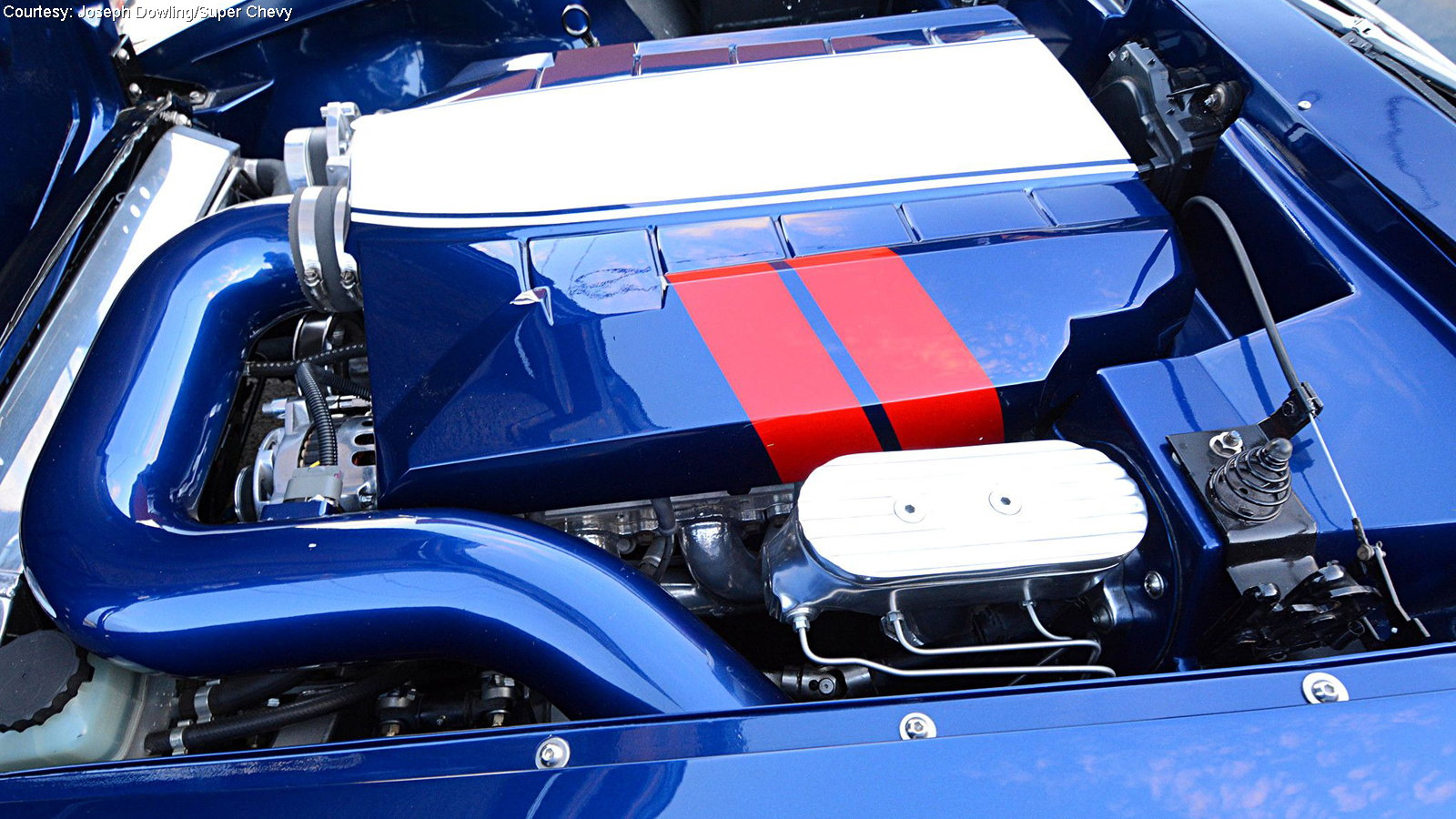 1979 Corvette with LS Power is a Grand Sport in Spirit