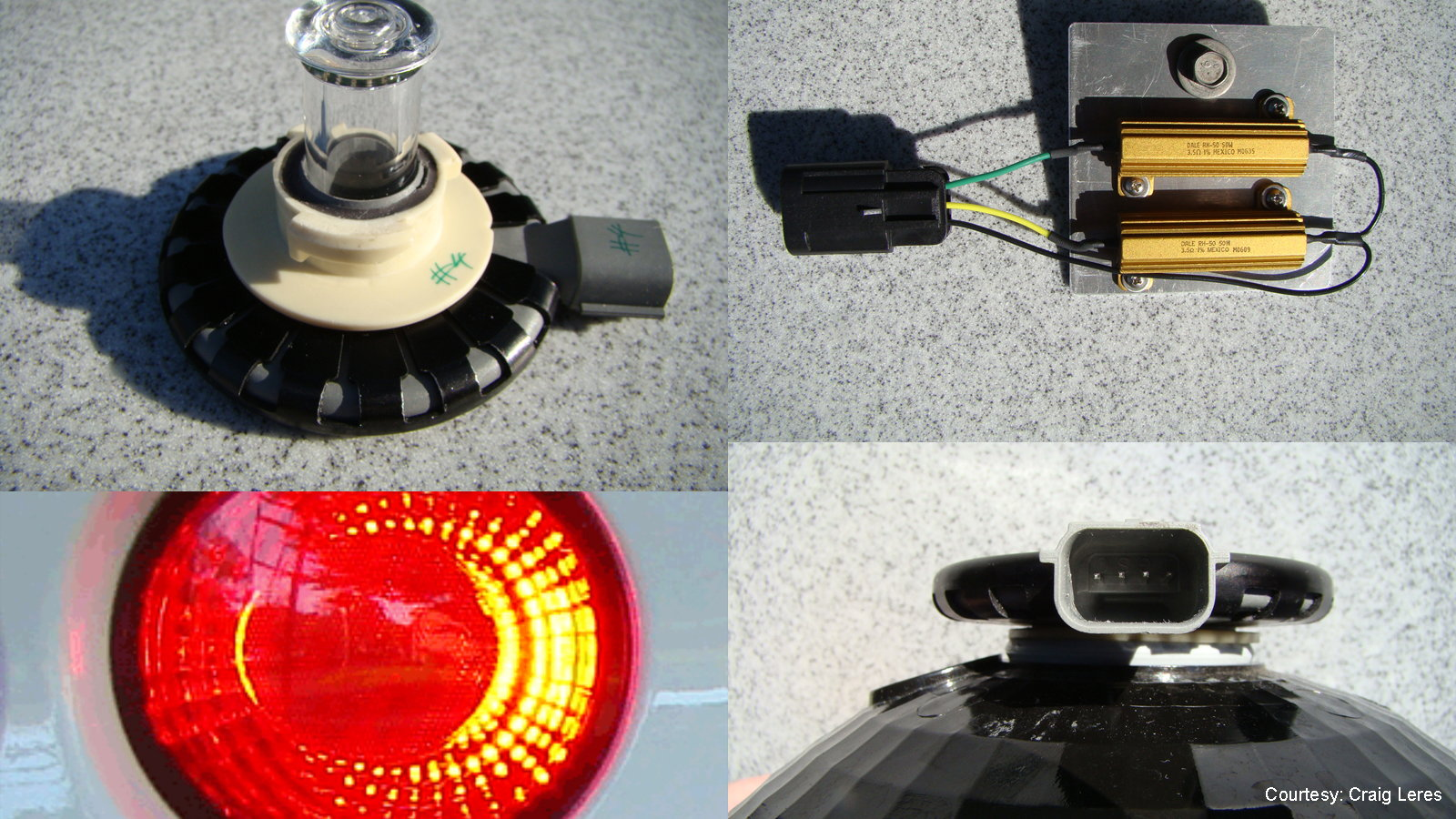 Trick Stock-Looking LED Tailights