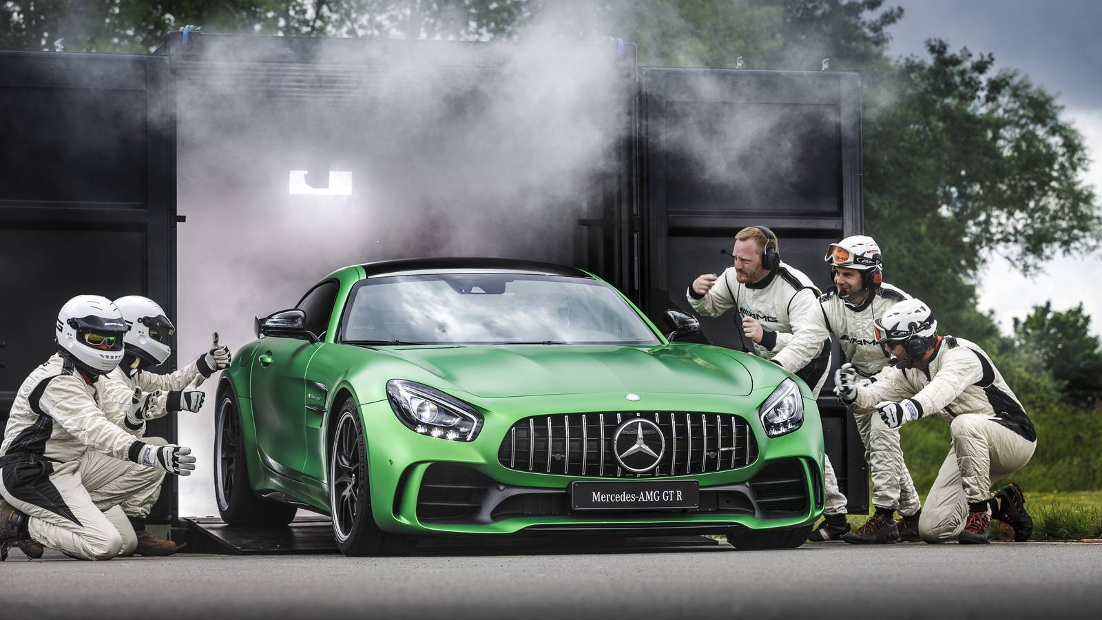 The GT R Will Not Be The Best AMG For Very Long