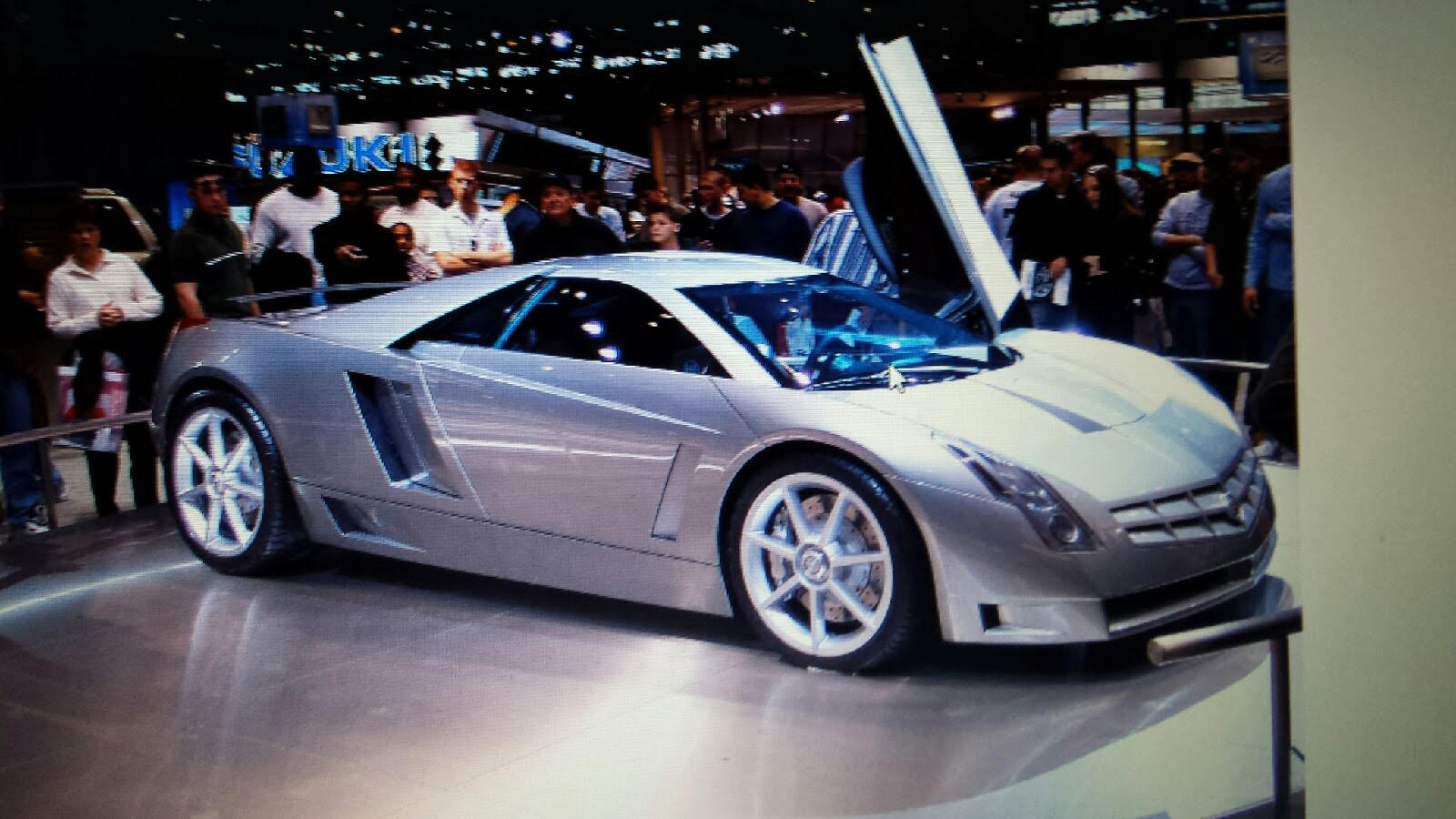 750 hp Corvette C8 Engine